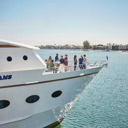 Champagne Brunch Cruise from Newport Beach