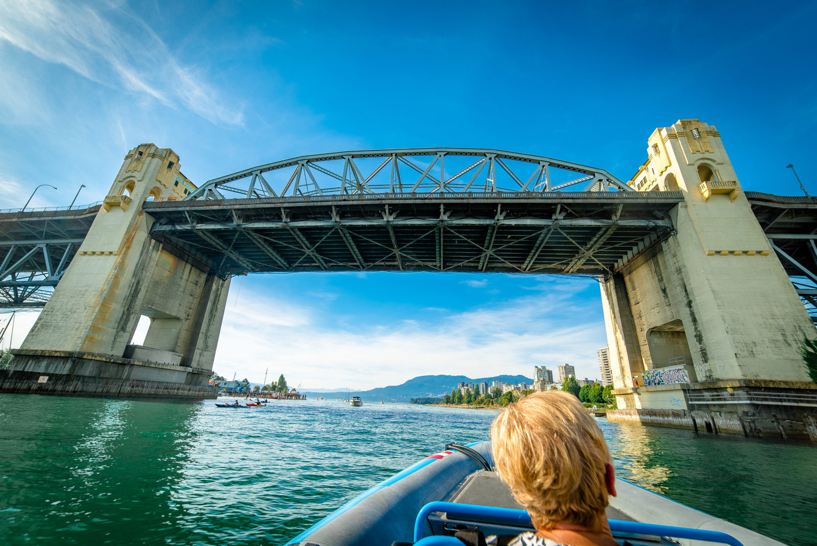 Tickets for City and Seal Cruise from Vancouver