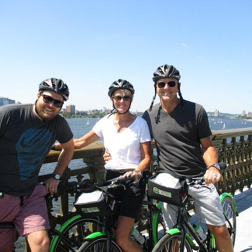 Tour en bici de Cambridge
