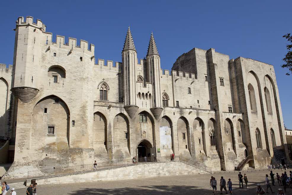 Palais Des Papes Avignon Tiqets