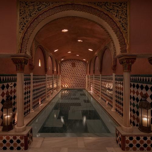 Hammam Al Andalus Granada With Exclusive Massage