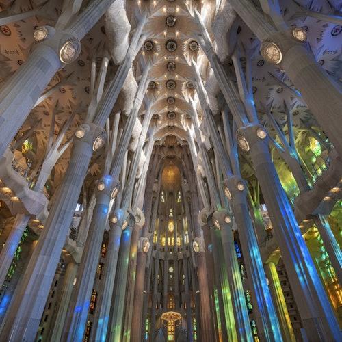 Sagrada Familia: Visita guiada en inglés