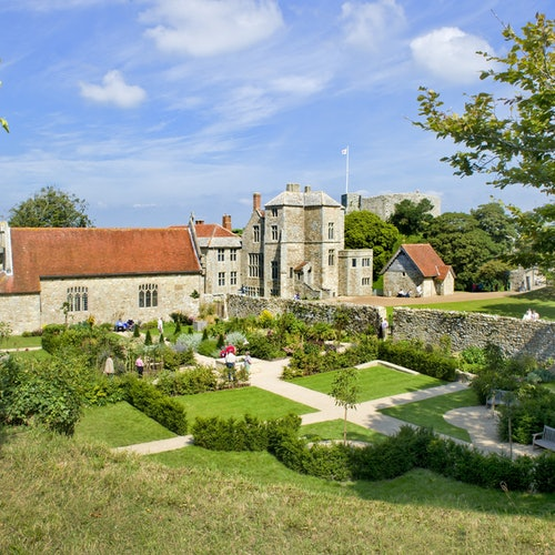 Castillo de Carisbrooke