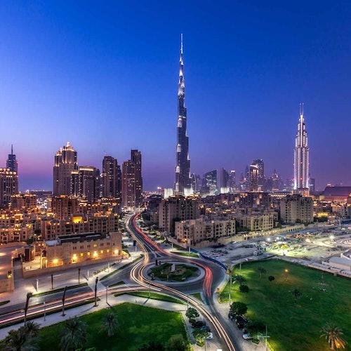 Burj Khalifa: plantas 124, 125 y 148