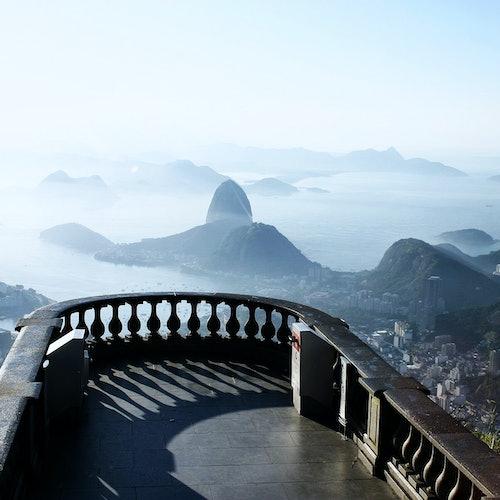 Tour guiado por Río: Tren de Corcovado y Cristo Redentor
