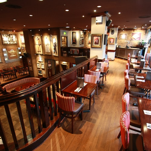 Hard Rock Cafe Mánchester