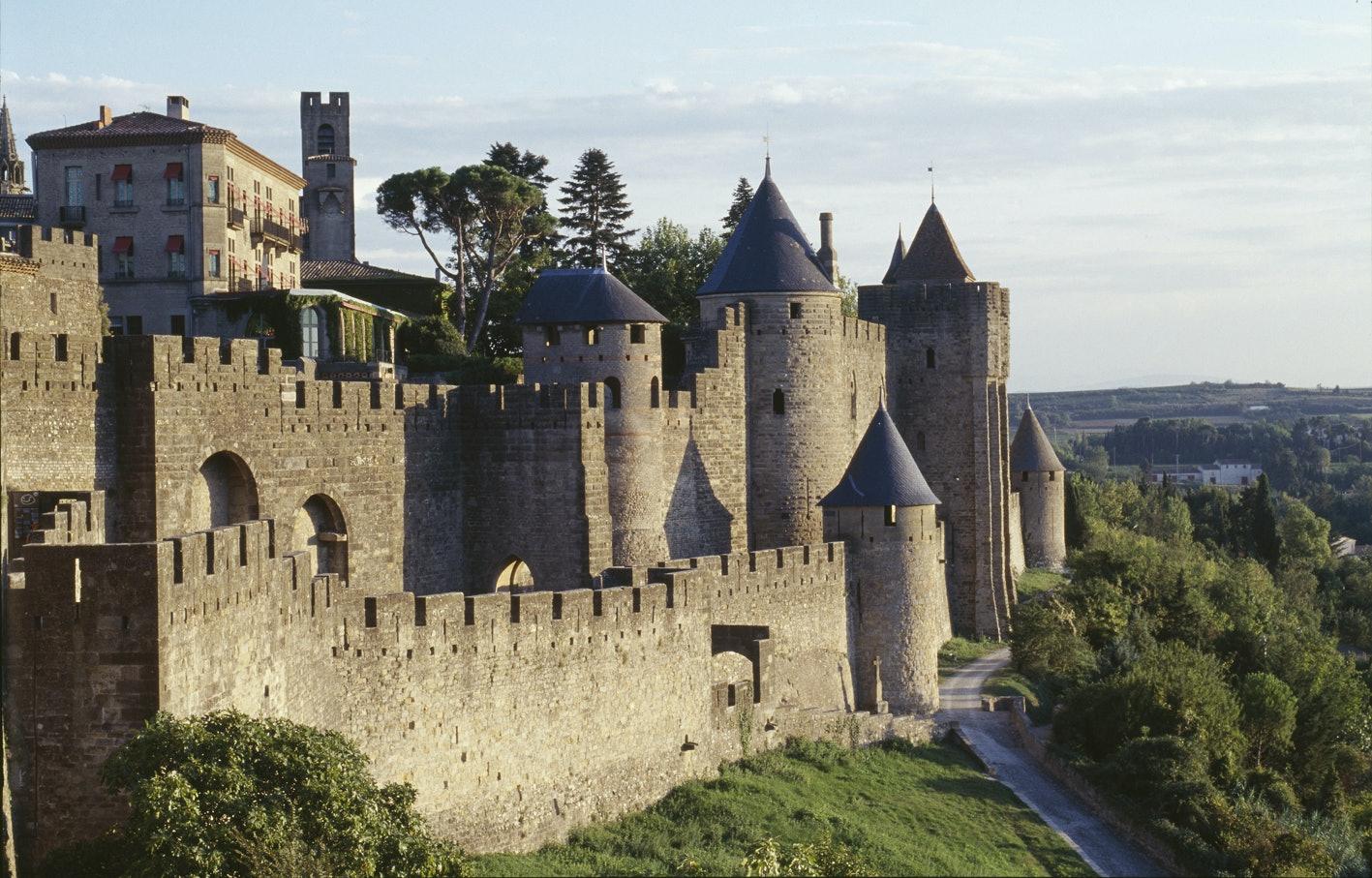 tickets for cit de carcassonne tiqets. Black Bedroom Furniture Sets. Home Design Ideas