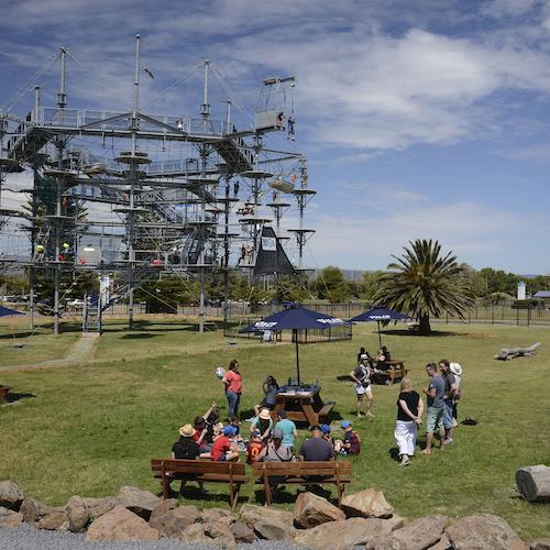 Parque de Aventuras West Beach Adelaida