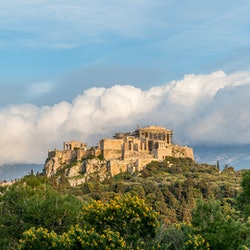 Acropolis of Athens: Afternoon Guided Tour