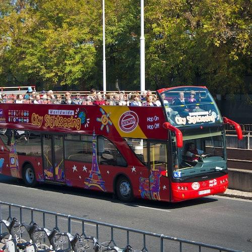Museo de arte de San Antonio y bus turístico