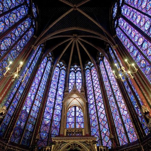 Sainte Chapelle: Entrada preferente