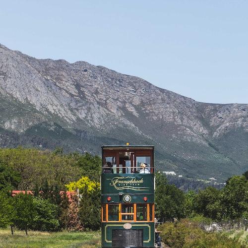 Tour del Franschhoek Wine Tram Explorer: Ida y vuelta desde Ciudad del Cabo