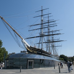 Imagen Day Explorer: Cutty Sark + Real Observatorio