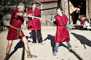 Escola de Gladiadores de Roma