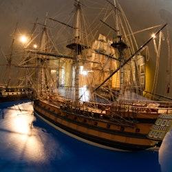 Galata Sea Museum, Lighthouse and Submarine Nazario Sauro