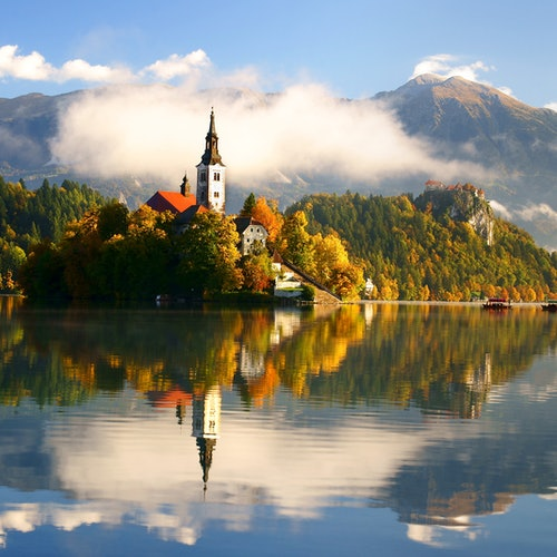 Lake Bled, Postojna Cave & Predjama Castle: Full Day Tour from Ljubljana