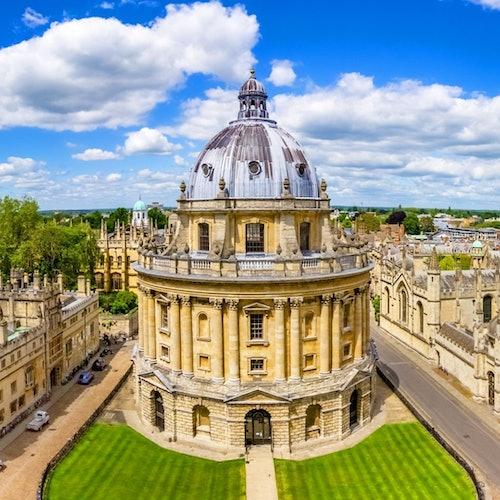 Tour de las universidades de Oxford y Cambridge