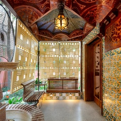 Gaudí's Casa Vicens: Guided Visit