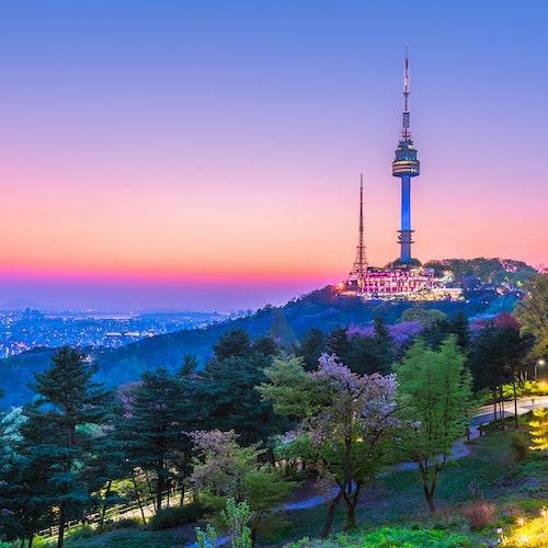 Plataforma de observación N Seoul Tower