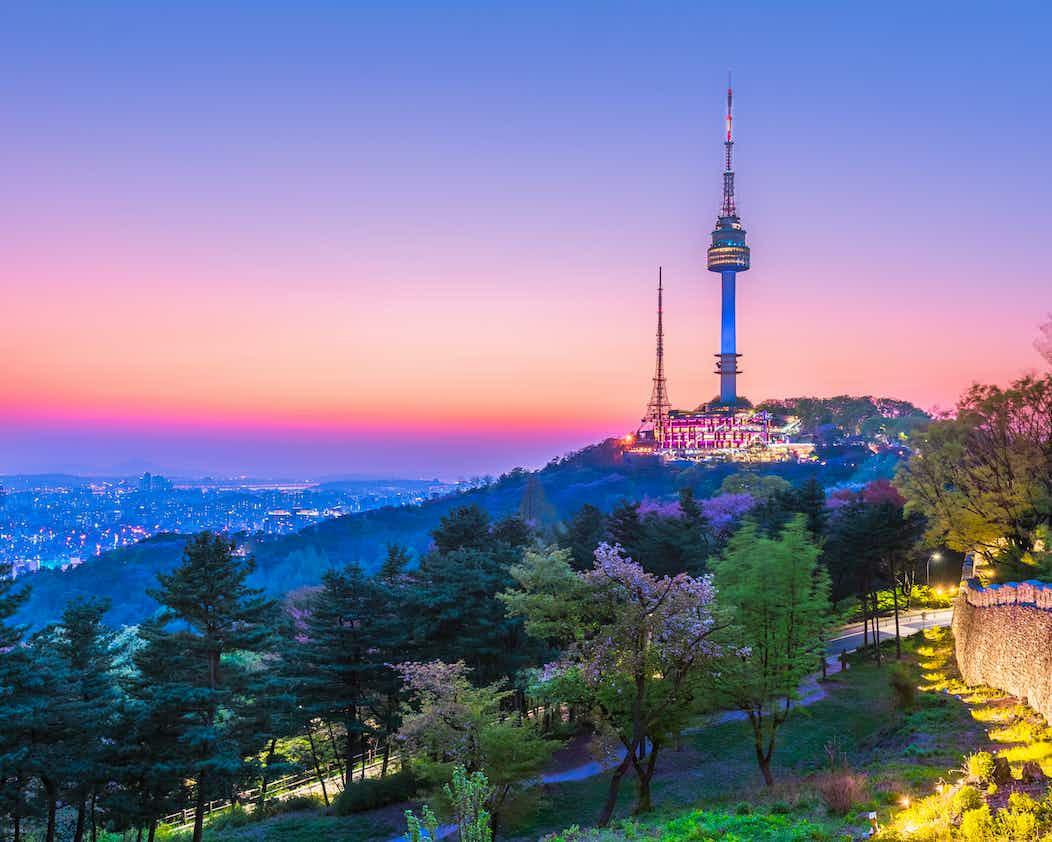 Картинки по запросу n tower seoul