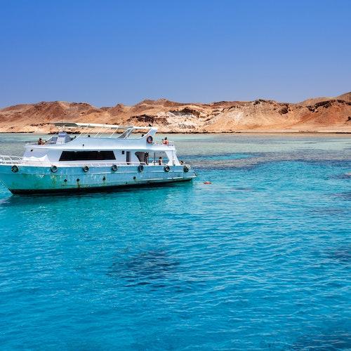 Sharm el-Sheij: Crucero con comida y experiencia con esnórquel