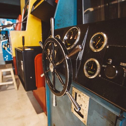 Museo de Máquinas Recreativas Soviéticas de Moscú