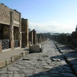 Pompeii: Reserved Entrance