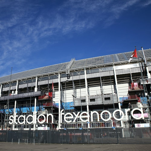 Tour del Estadio del Feyenoord
