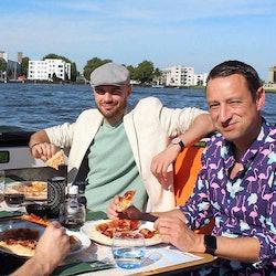 New York Pizza Cruise Amsterdam