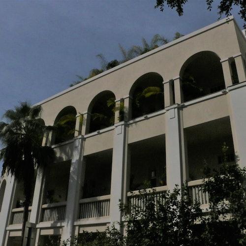 Recorrido a pie arquitectónico y museo Beit Hair