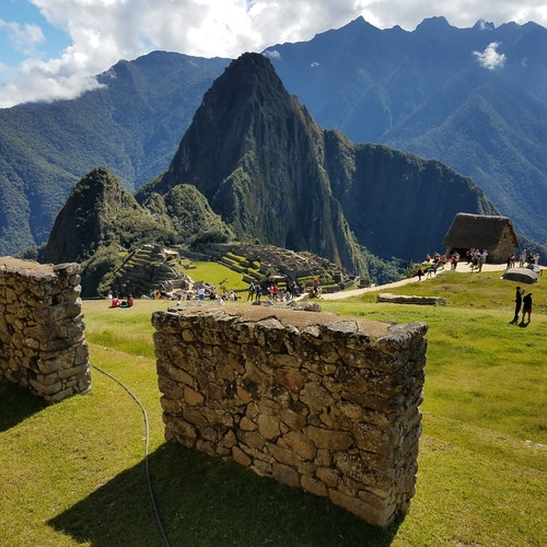 Machu Picchu: Eco-bus desde Aguas Calientes