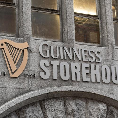 Guinness Storehouse + Pinta gratis