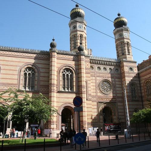 Gran Sinagoga + Recorrido a pie por el Barrio judío