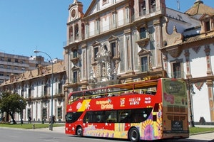 Hop-on Hop-off Bus Seville