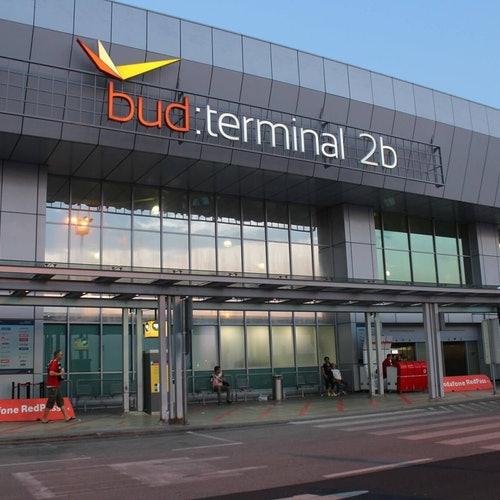 Budapest Airport Shared Transfer