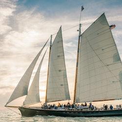 Key West Sunset Sail Aboard America 2.0