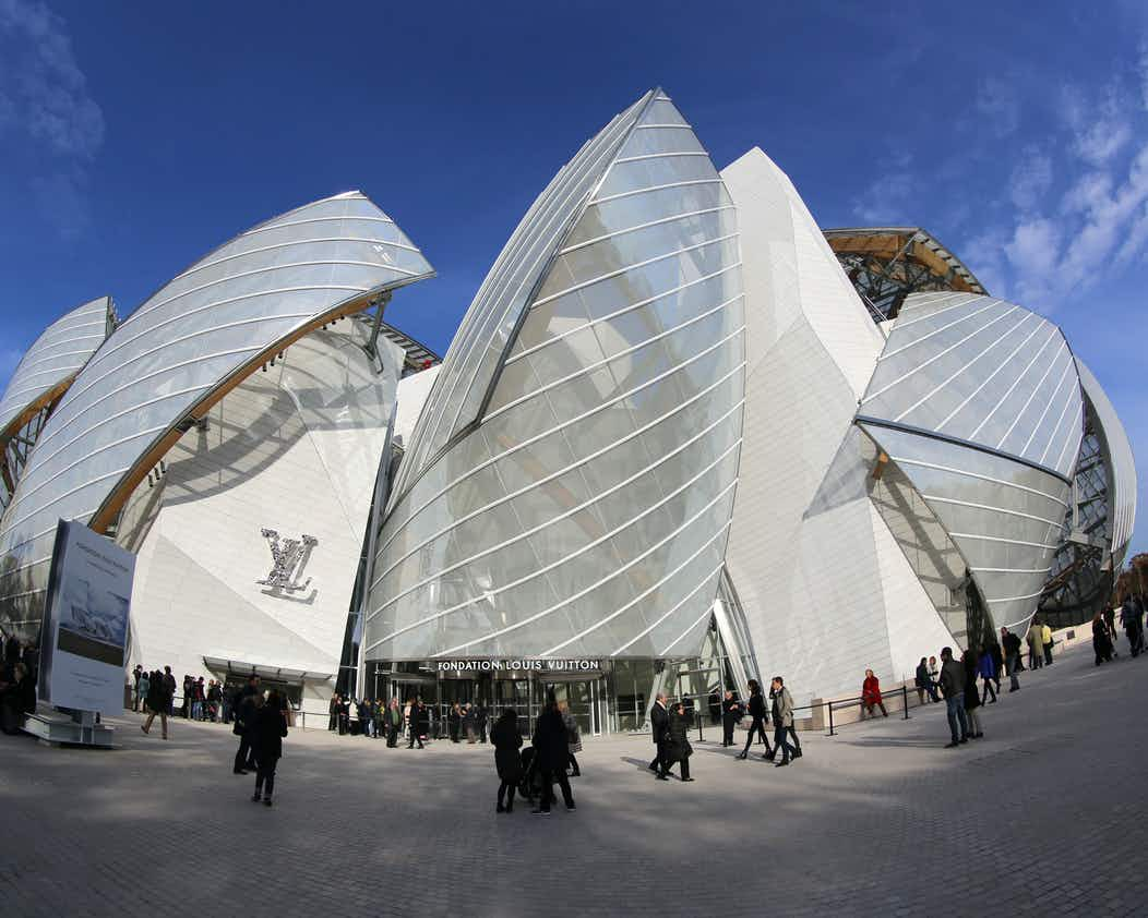 Image result for fondation louis vuitton