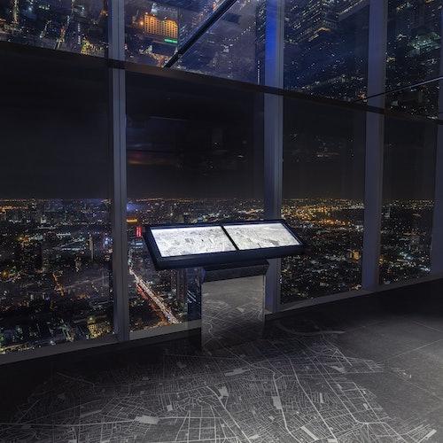 Plataforma de observación Mahanakhon SkyWalk