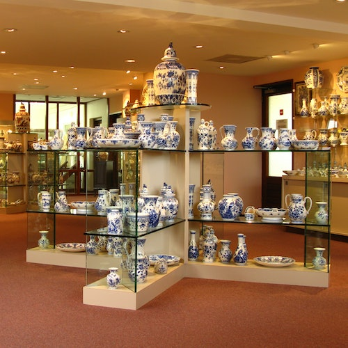 Delft Blue: Guided Factory Tour