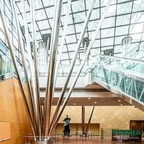 Museo Nacional de Arte, Osaka