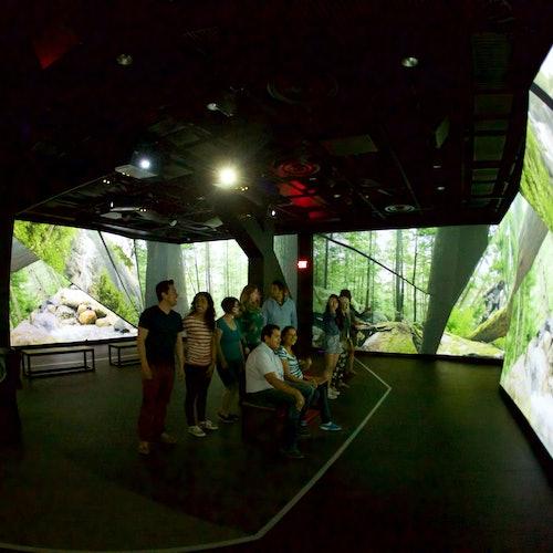 FlyOver Canada: Experiencia de realidad virtual