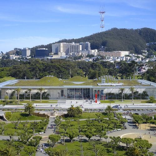Academia de las Ciencias de California: Admisión general