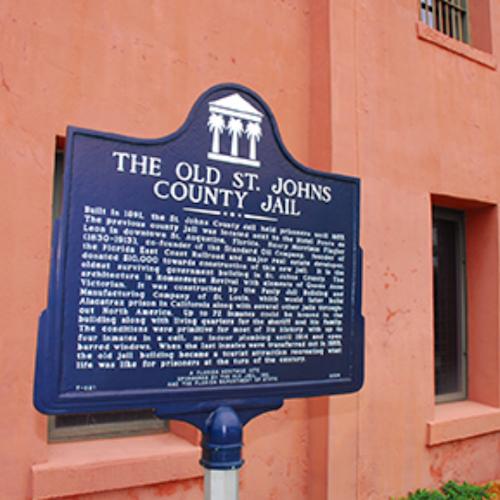 Antigua Cárcel de San Agustín: Visita guiada