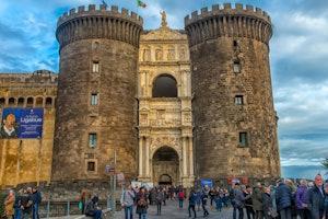 Maschio Angioino - Castel Nuovo