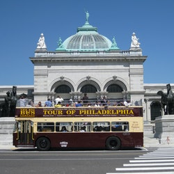 Hop-on Hop-off Bus Philadelphia