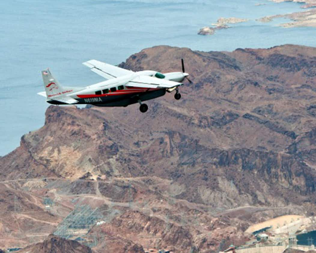 Tickets for Grand Canyon Western Territory by Plane