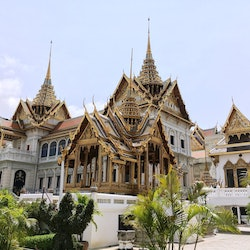 The Grand Palace, Wat Pho, and Wat Arun: Half-day Guided Tour
