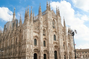 Milan Cathedral - The Duomo
