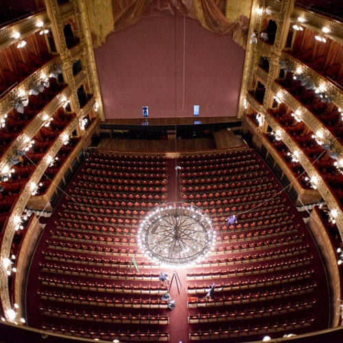 Tour a pie + Visita guiada al Teatro Colón