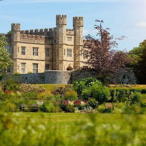 Visita al Castillo de Leeds, la Catedral de Canterbury, Dover y Greenwich